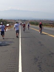 Ironman Bike Ride Aid Stations – October 12, 2013