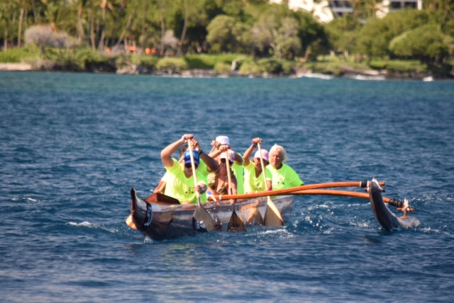 2017 Great Waikoloa Canoe Race photos